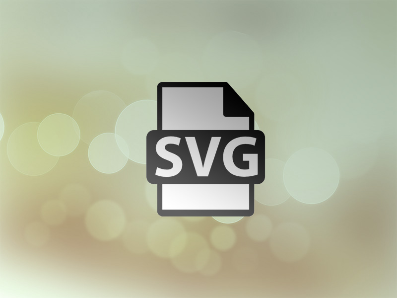 Use SVG icons?