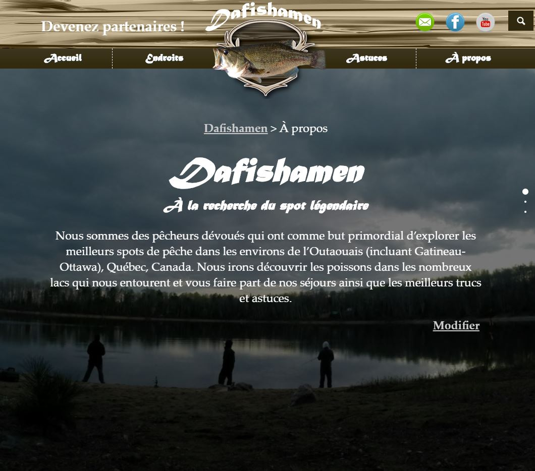 Dafishamen refresh